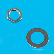 Aim 25-7680 Nut and washer for F splice