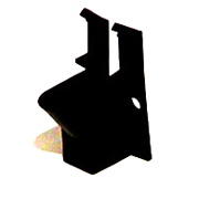 Aim 71-2124 vertical siding clip for coaxial cable