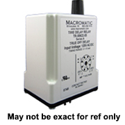 Macromatic TR-52221-16 Time Delay Relay