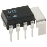 NTE1251 Integrated Circuit Voltage Regulator W/filter 8-lead Sip Vcc=13.1v