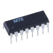 NTE1263 Integrated Circuit Record/playback Circuit For Vcr 16-lead Dip Vcc=12v Typ