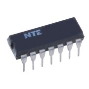 NTE2082 Integrated Circuit 6-stage Darlington Transistor Array 14-lead Dip