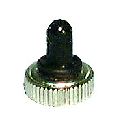 Philmore 30-1000 boot for miniature toggle switch