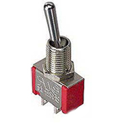 Philmore 30-10007 SPST 5A miniature toggle switch on-off